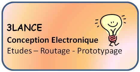 3Lance Conception électronique